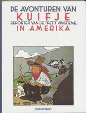Kuifje, reporter van de 'Petit Vingtième' in Amerika