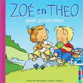 Zoé en Theo gaan picknicken