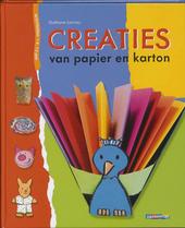 Creaties van papier en karton