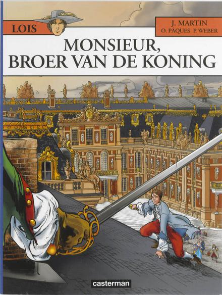 Monsieur, broer van de koning