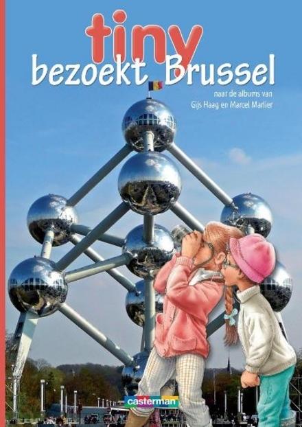 Tiny bezoekt Brussel