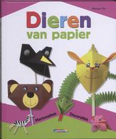 Dieren van papier