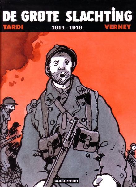 De grote slachting 1914-1919