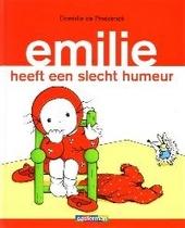 Emilie heeft een slecht humeur