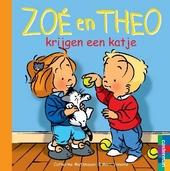 Zoé en Theo krijgen een katje