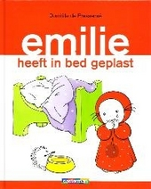Emilie heeft in bed geplast