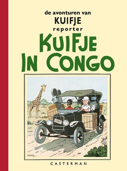 Kuifje in Congo