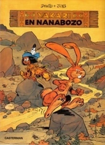 Yakari en Nanabozo