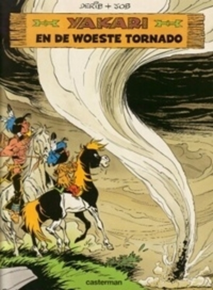 Yakari en de woeste tornado
