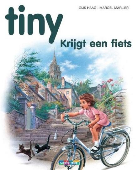 Tiny krijgt een fiets