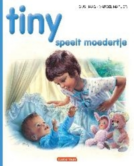 Tiny speelt moedertje