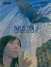 Parijs zien.... Deel 2, De nacht van de vallende sterren