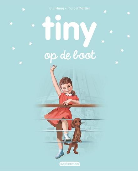 Tiny op de boot