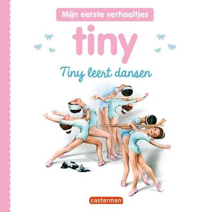 Tiny leert dansen
