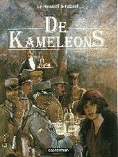 De kameleons