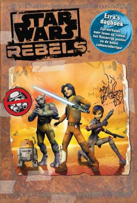 Rebellendagboek door Ezra Bridger