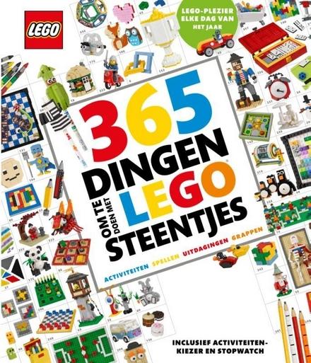 365 dingen om te doen met Legosteentjes