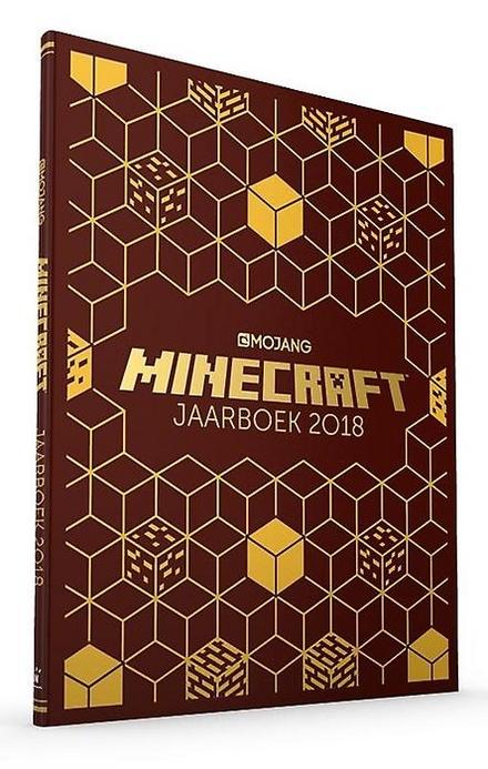 Mojang Minecraft : jaarboek 2018