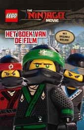 The Lego Ninjago movie : het boek van de film