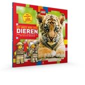 Het grote boek over dieren : een Lego avontuur in de echte wereld