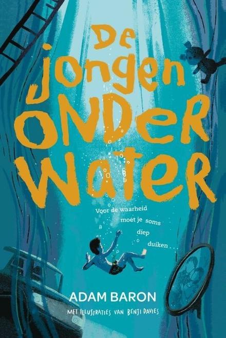 De jongen onder water
