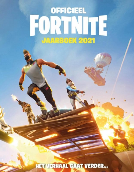Officieel Fortnite jaarboek 2021
