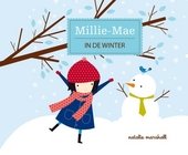 Millie-Mae in de winter