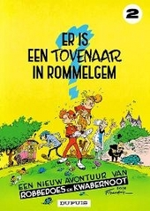 Er is een tovenaar in Rommelgem