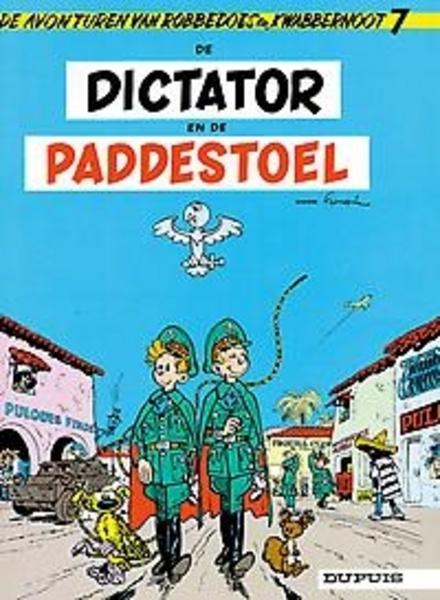 De dictator en de paddestoel