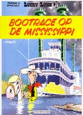 Bootrace op de Mississippi