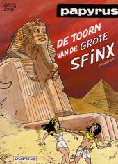 De toorn van de grote sfinx