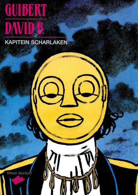 Kapitein Scharlaken
