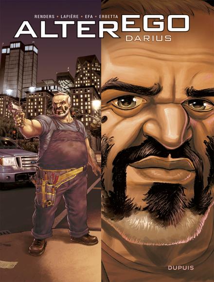Darius - Alter Ego