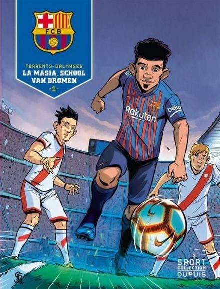 La Masia, school van dromen