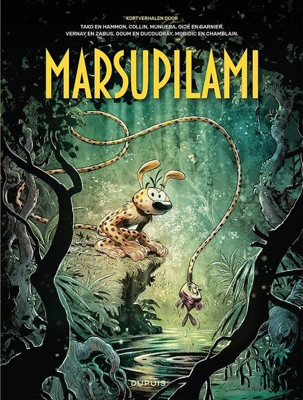 Marsupilami : een verzameling kortverhalen