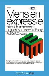 Mens en expressie : in het licht van de wijsbegeerte van Merleau-Ponty