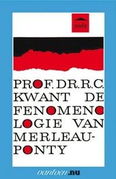 De fenomenologie van Merleau-Ponty