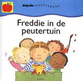 Freddie in de peutertuin