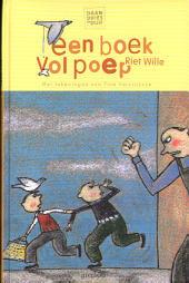 Een boek vol poep