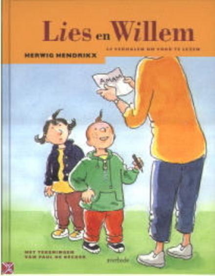 Lies en Willem : 50 verhalen om voor te lezen