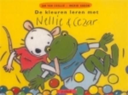 De kleuren leren met Nellie en Cezar