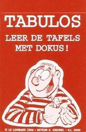 Tabulos : leer de tafels met Dokus!