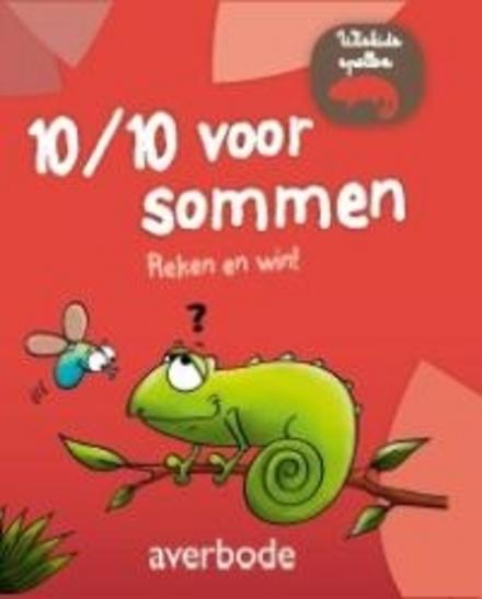 10/10 voor sommen : reken en win!