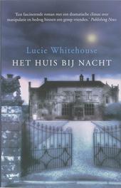 Het huis bij nacht