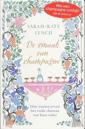 De smaak van champagne