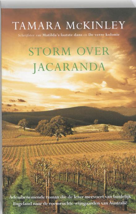 Storm over Jacaranda