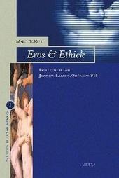 Eros en ethiek : een lectuur van Jacques Lacans Séminaire VII