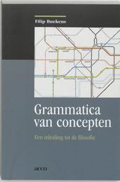 Grammatica van concepten : een inleiding tot de filosofie