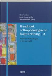 Handboek orthopedagogische hulpverlening