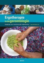 Ergotherapie in de gerontologie : basisboek voor kwaliteitsvolle hulpverlening